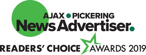 Ajax/Pickering News Advertiser 2019 Readers' Choice